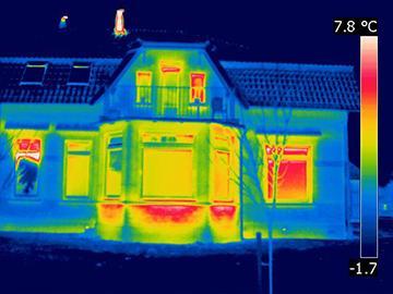 Wärmebildkamera Thermografie Syswe Berlin